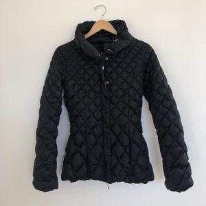 Trussardi quilted jacket, EUC